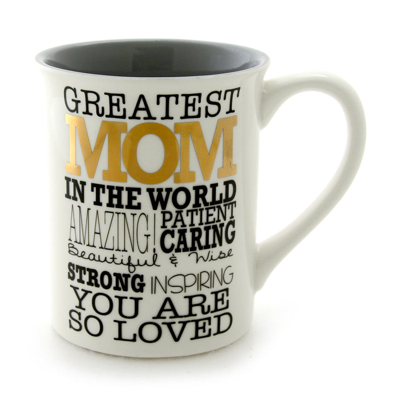 Greatest Mom Mug