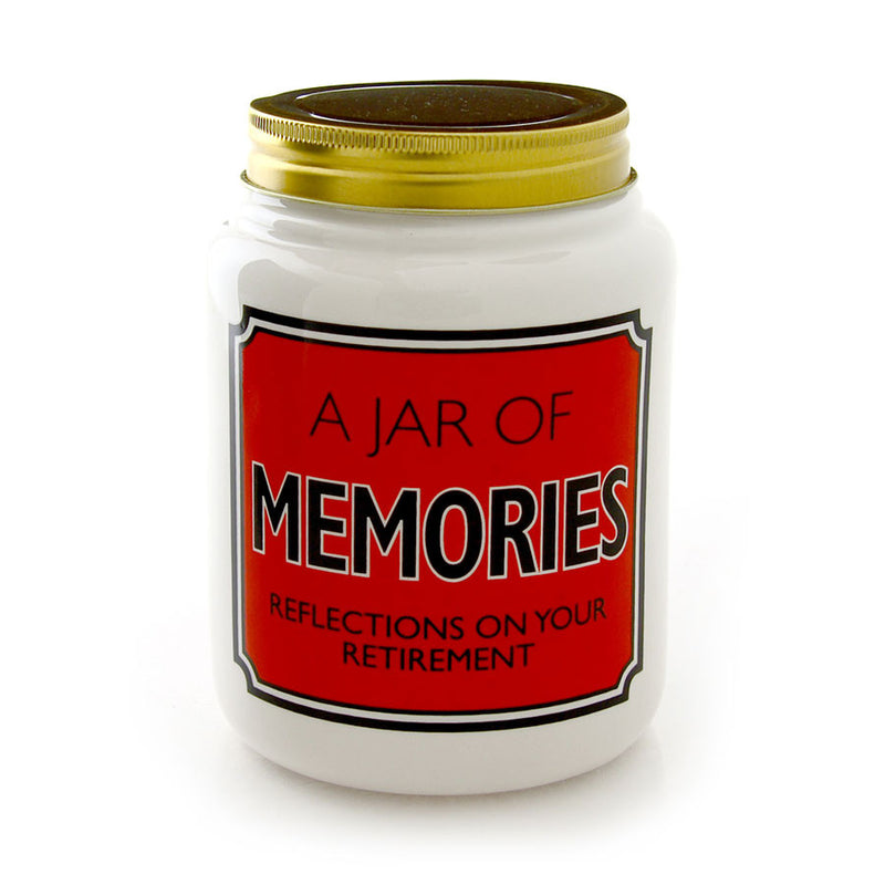 Jar of Memories