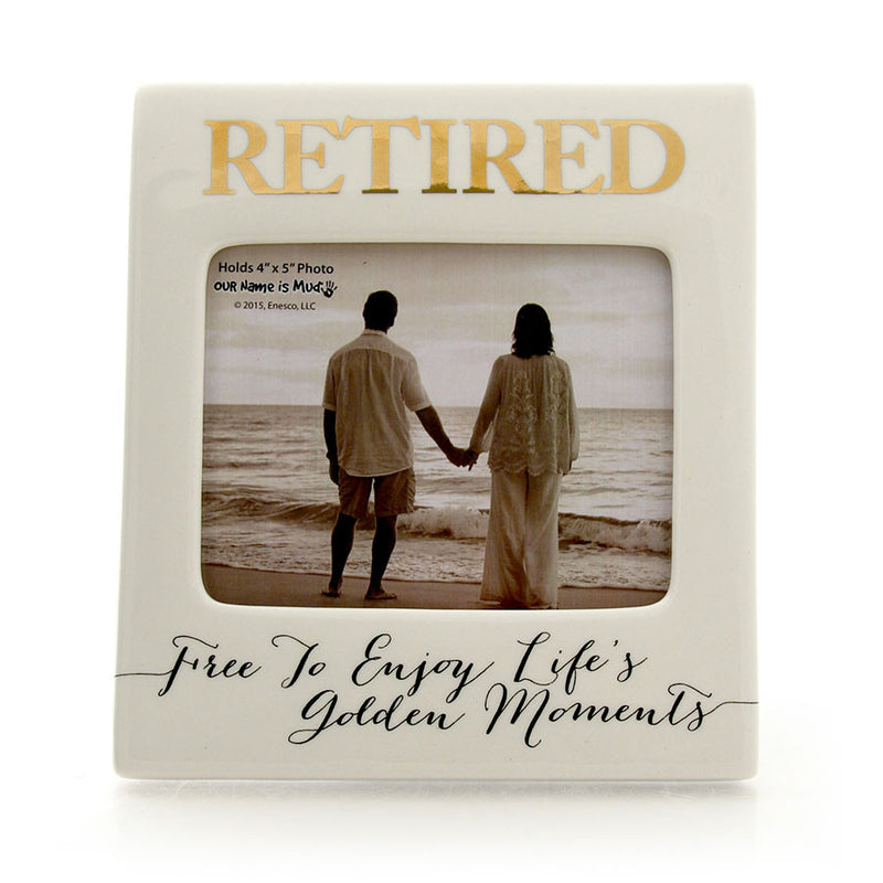 Retired Golden Moments Frame