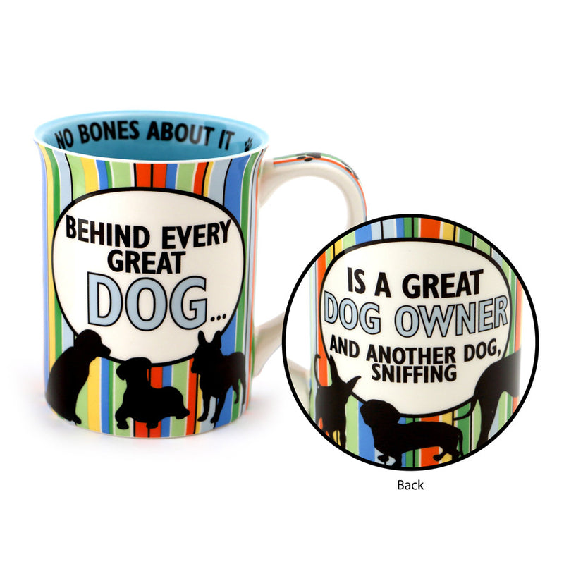 Dogs Meeting Dogs Mug