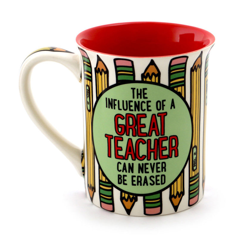 Number 1 Teacher Mug