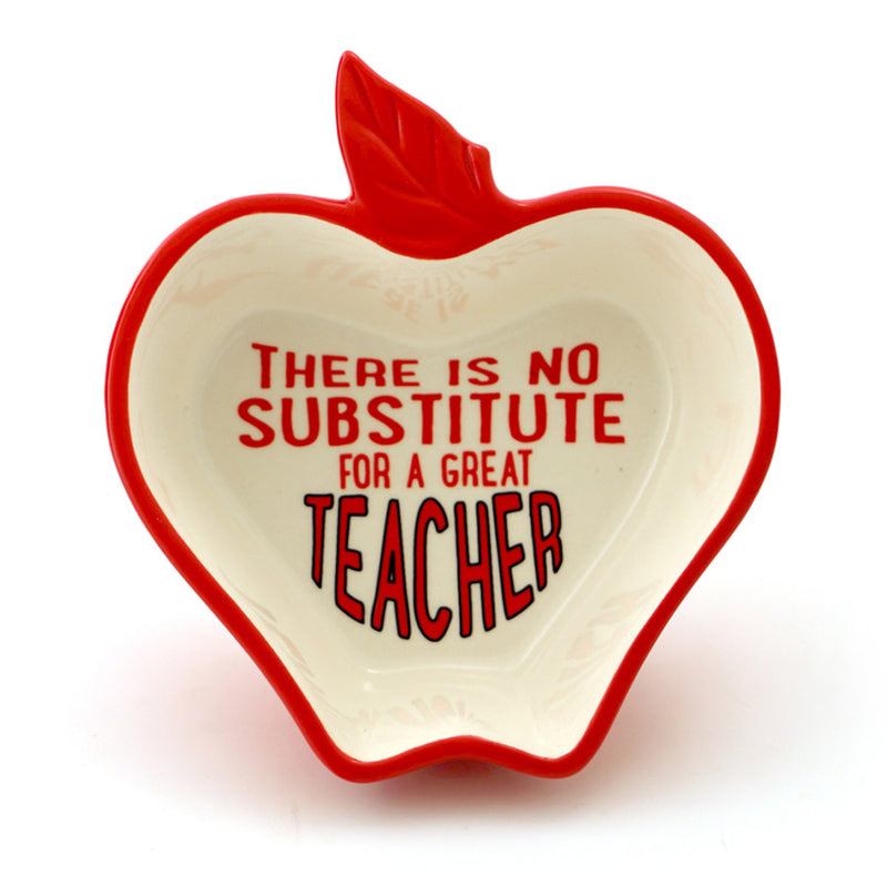 Great Teacher Apple Dish