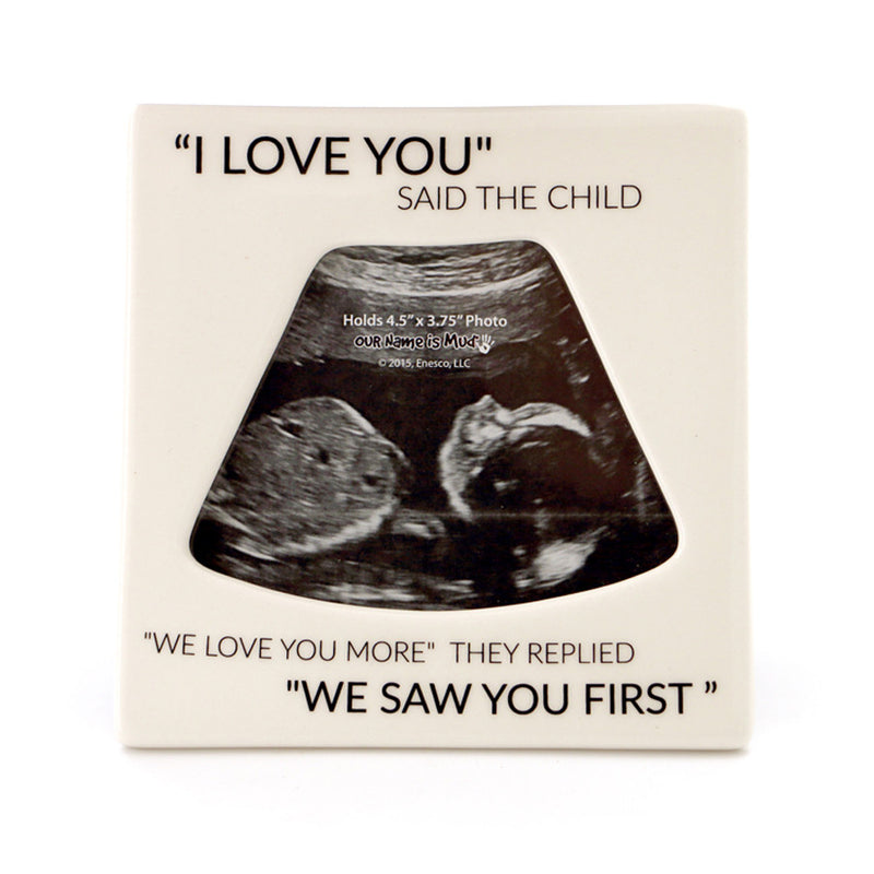Sonogram Frame Saw You First