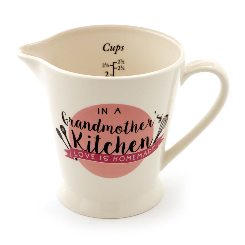 Grandmothers  Measuring Cup