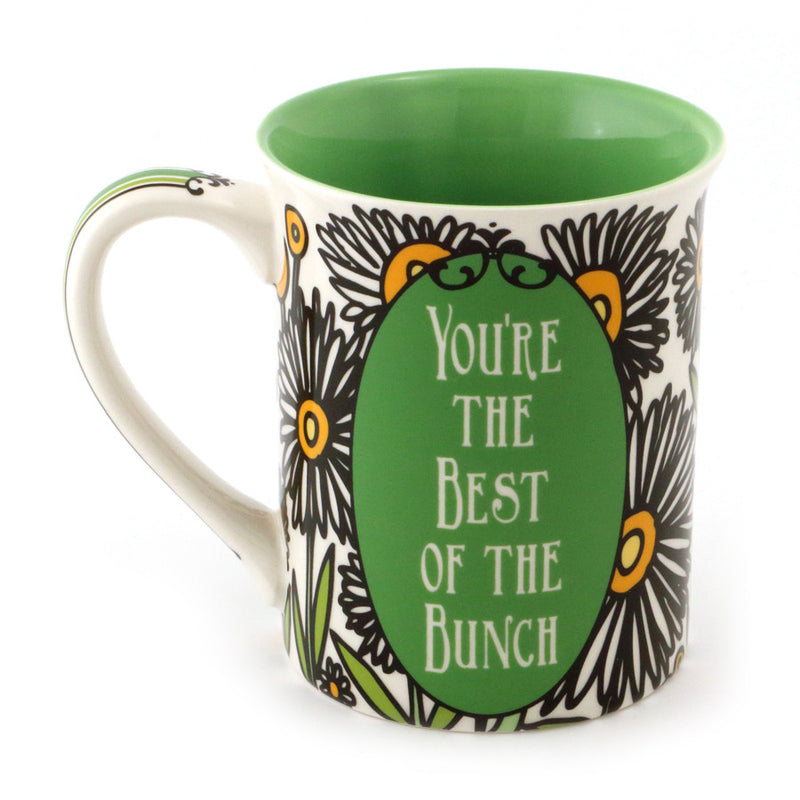 April Birthday Flower Mug