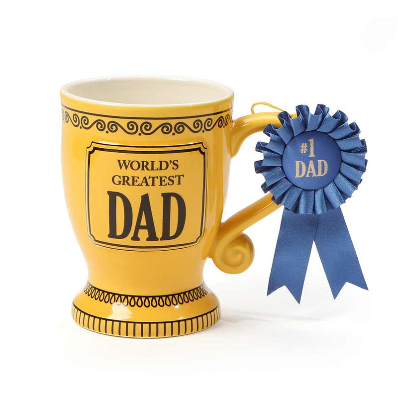 Greatest Dad Trophy Mug