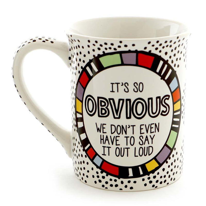 FAVORTIE ONE CUPPA DOODLE MUG