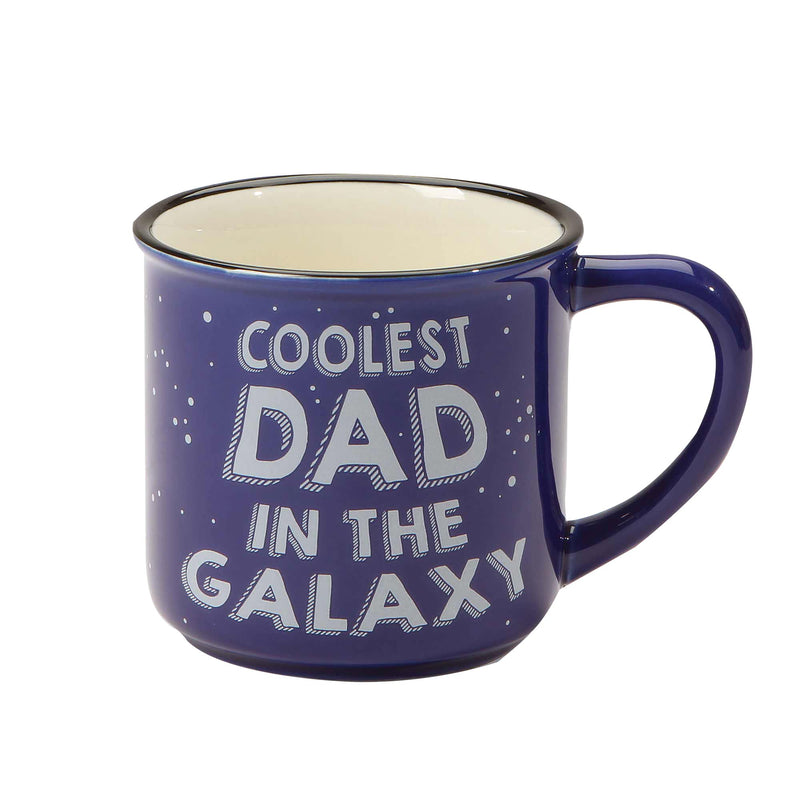 Coolest Dad  Camper Mug