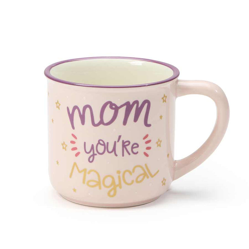 Mom is Magical Camper Mug