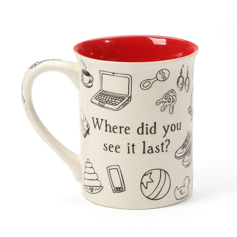 Nothing Lost Mom Mug