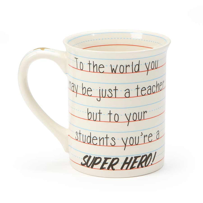 Teacher Cape Mug
