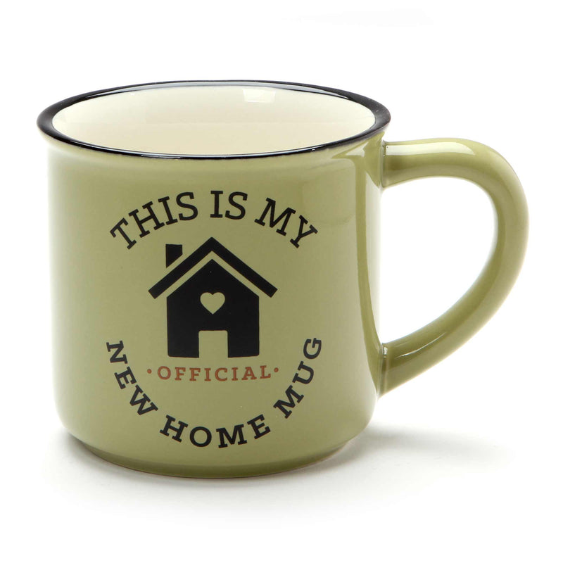OFFICIAL NEW HOME CAMPER MUG