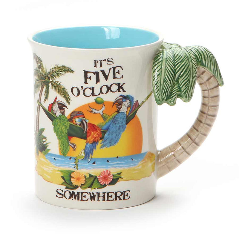 Margaritaville Palm Tree Mug
