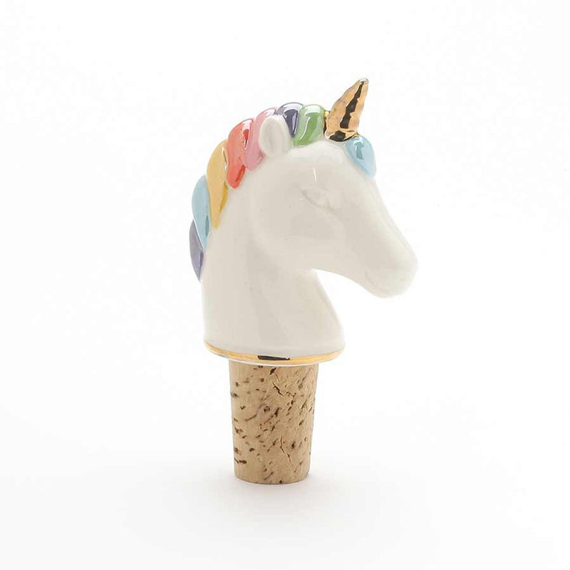 Magical Unicorn Bottle Stopper