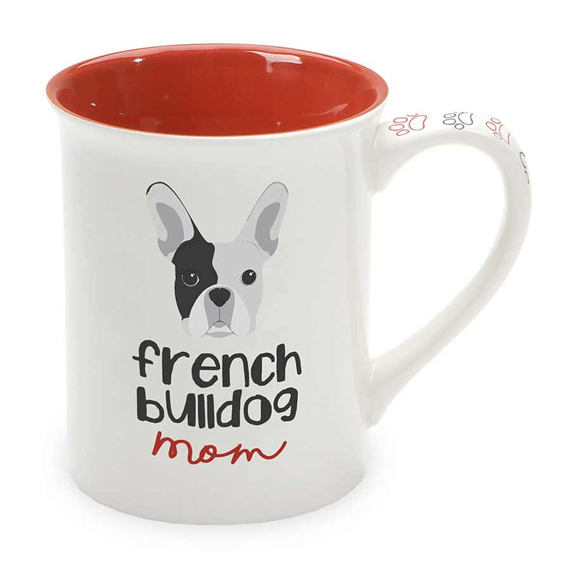French Bulldog Mom Mug