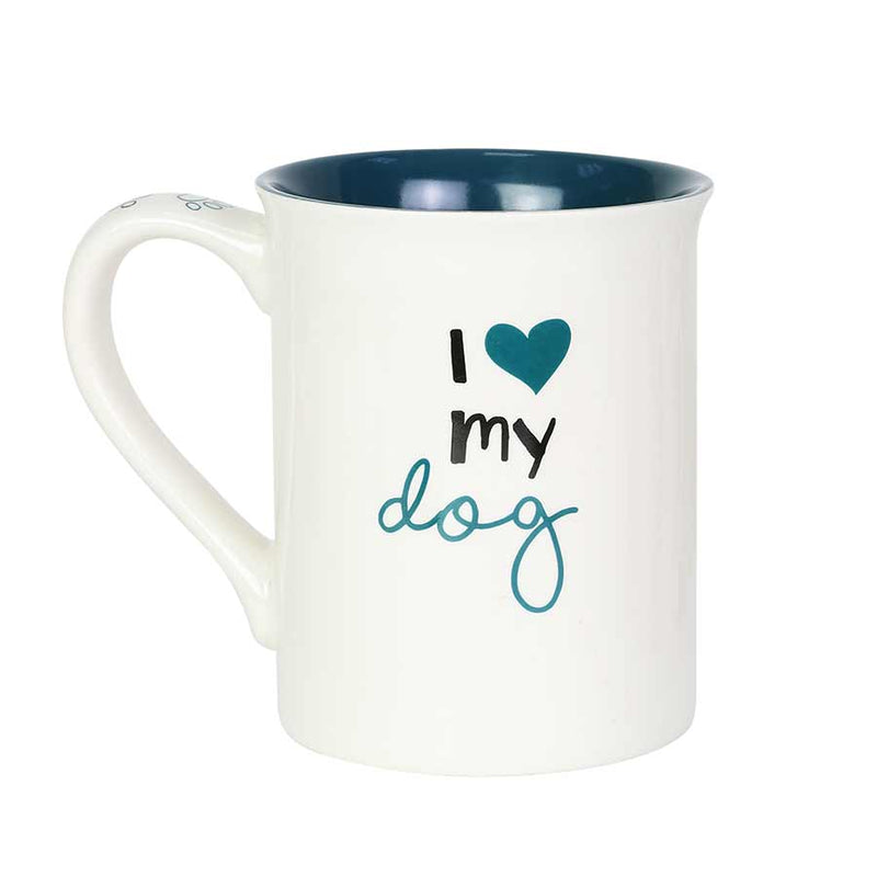 German Shepherd Mom Mug