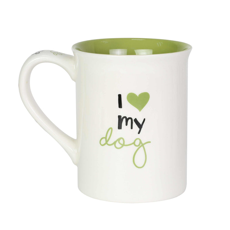 Yorkshire Terrior Mom Mug
