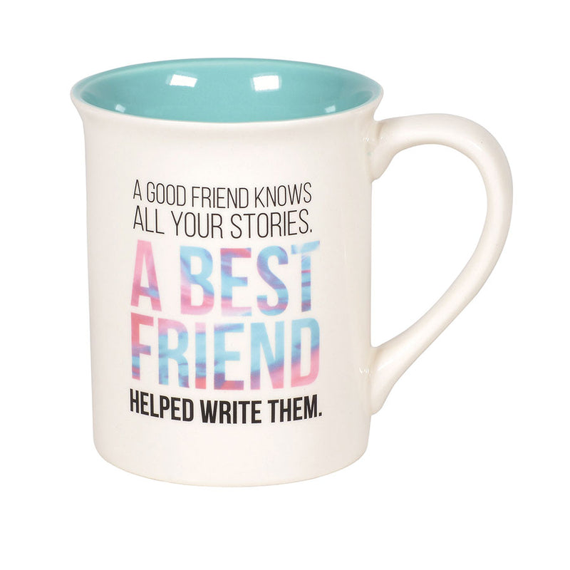 BEST FRIEND STORIES MUG