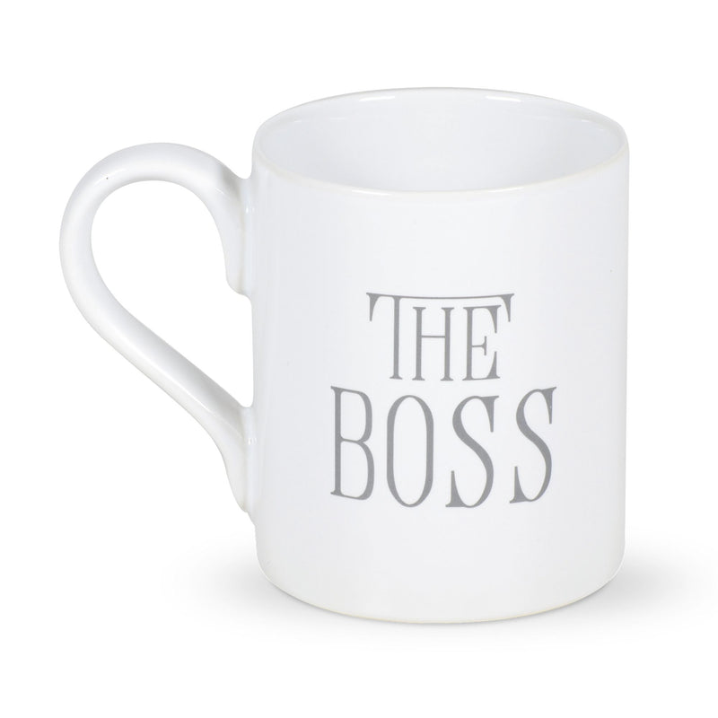 Boss Real Boss Mug Set