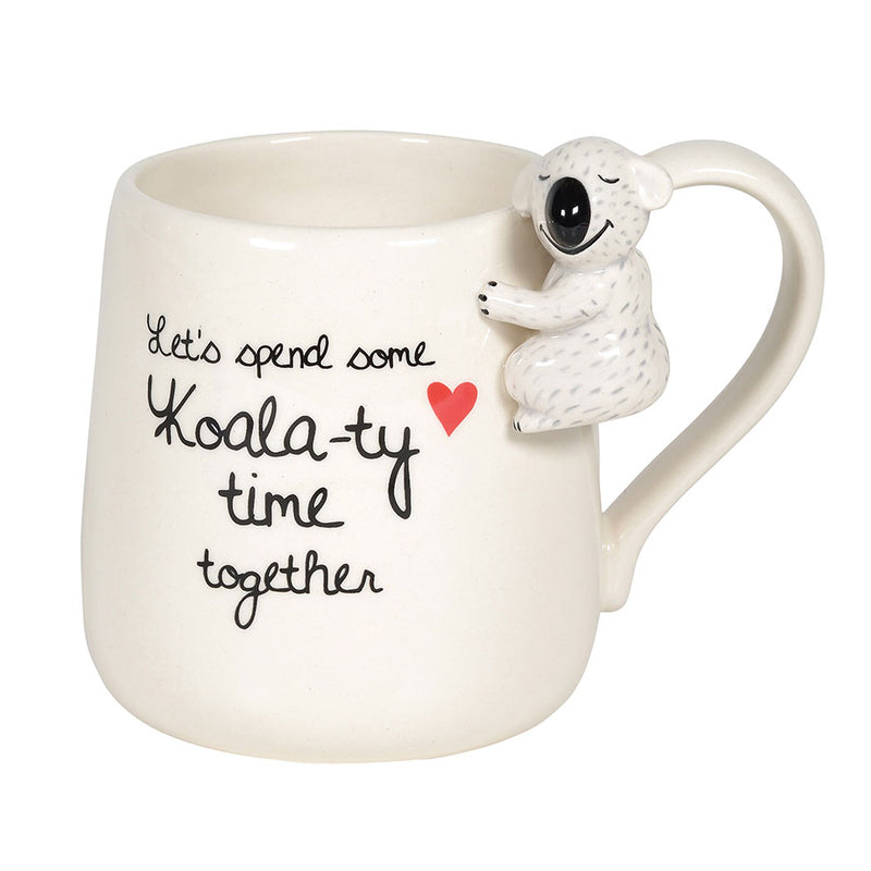 SCULPTED KOALA MUG