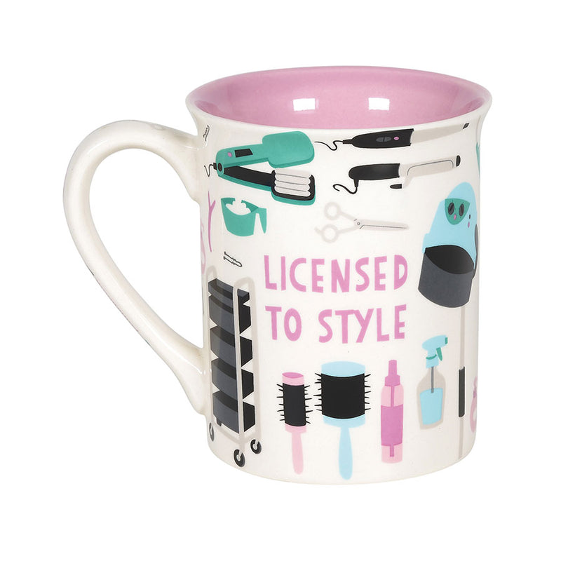 STYLIST PATTERN MUG