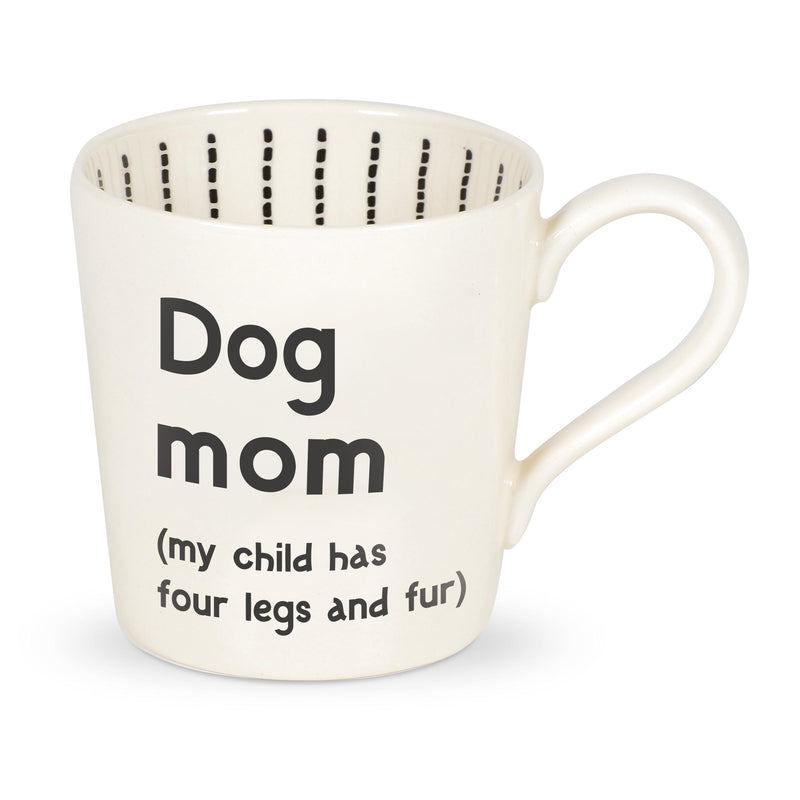 PARENTheses Dog Mom Mug