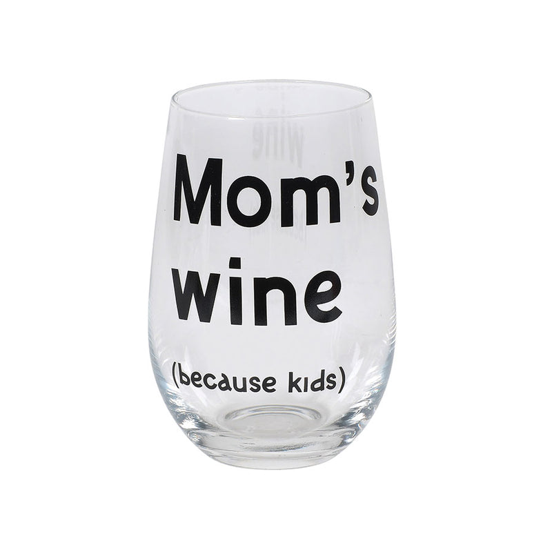 MOM'S WINE GLASS