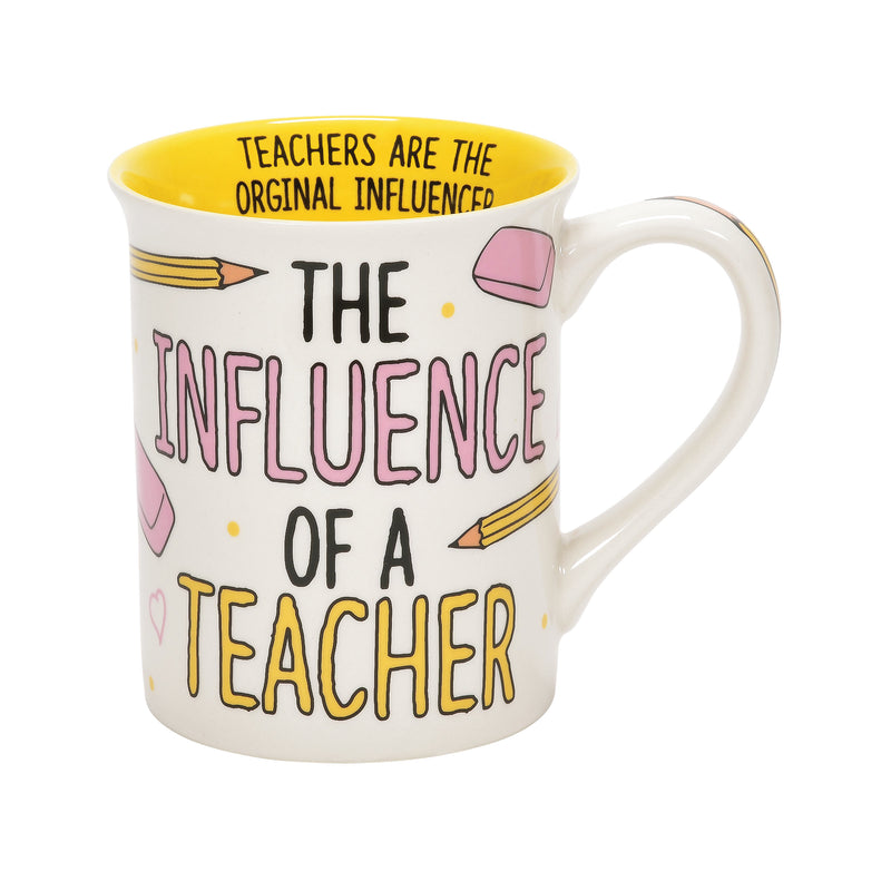 Teacher Influencer Mug