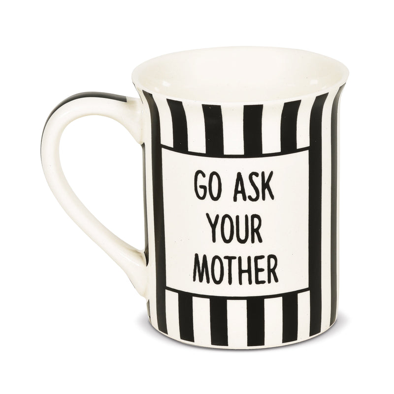 Shhh Time Out Dad Mug