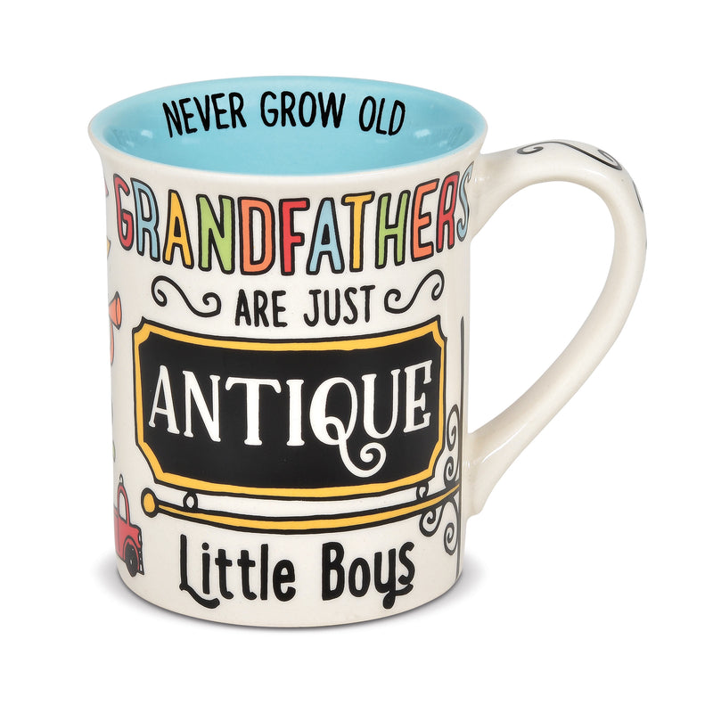 Antique Grandfathers Mug