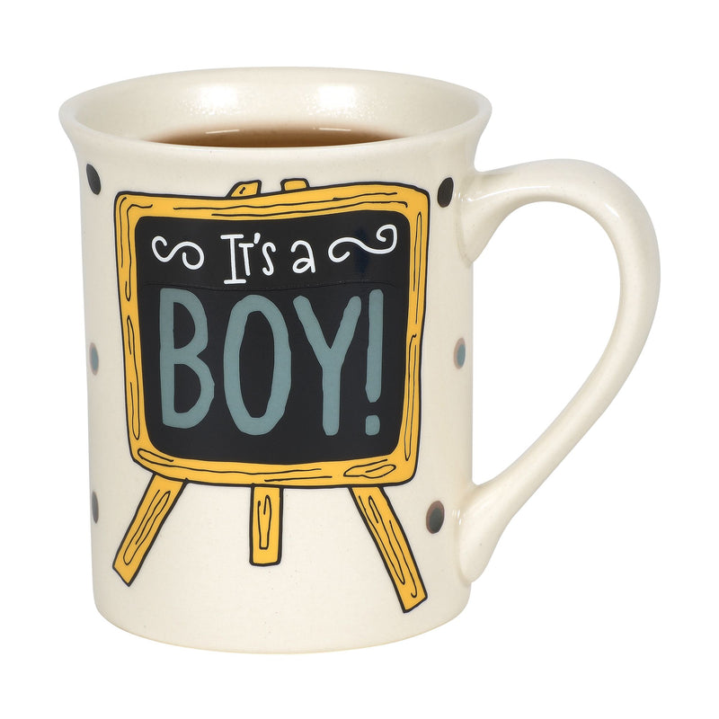 It's a Boy Heat Reveal Mug