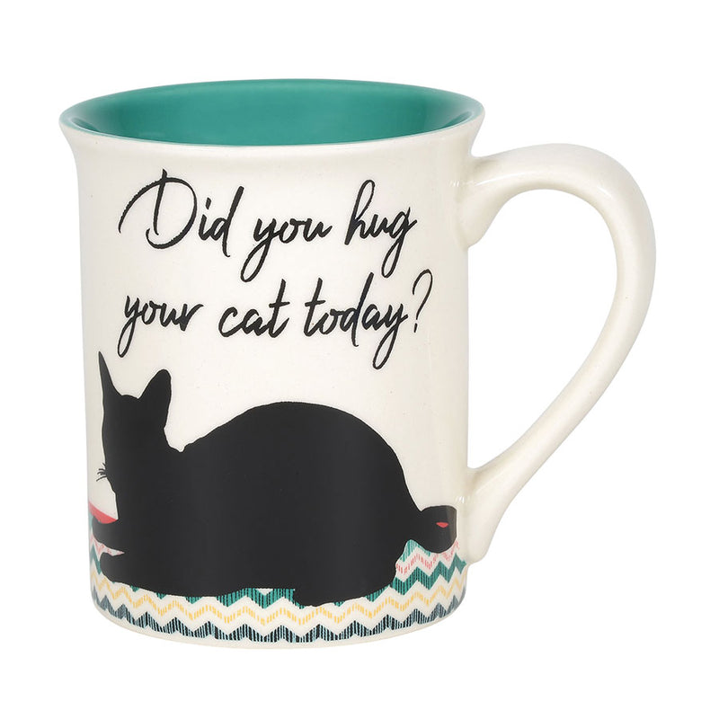 Pet Happy Hug Your Cat Mug