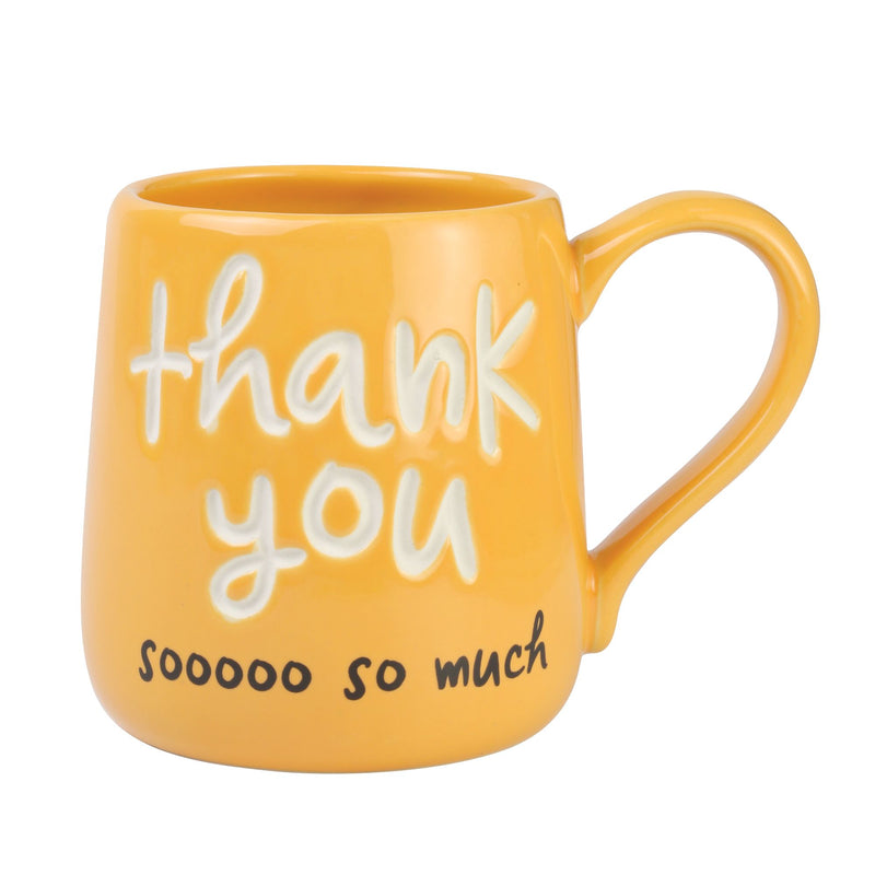 Thank You So Much Engraved Mug