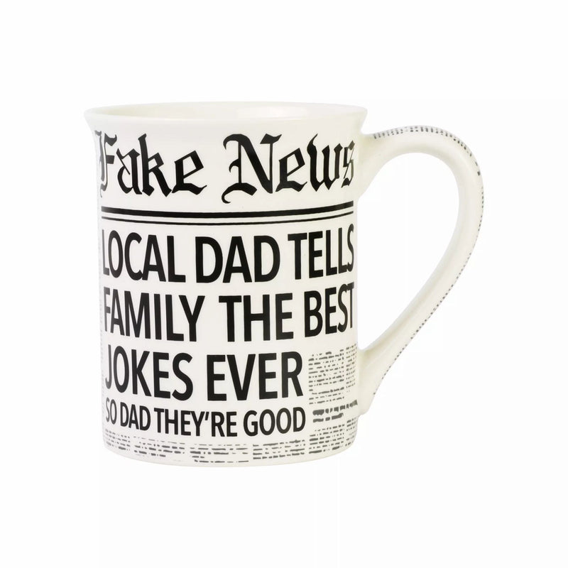 Fake News Dad Mug