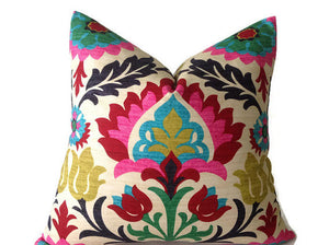 Hacienda Haven Waverly Santa Maria Desert Floral Pillow Cover