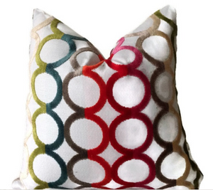 Jonathan Adler Ringleader Pillow Cover