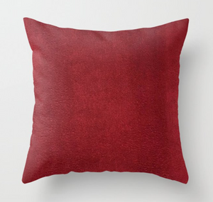 Robert Allen Berry Velvet Pillow Cover