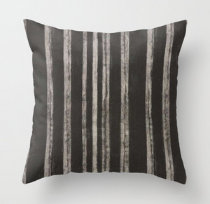 Clay McLaurin Drift Pillow Cover in Jet
