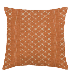 Clay McLaurin Nagoya Pillow Cover in Clay