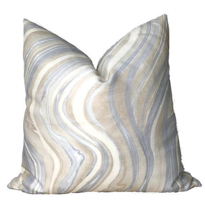 Kelly Wearstler Barcelo Pillow Cover in Alabaster
