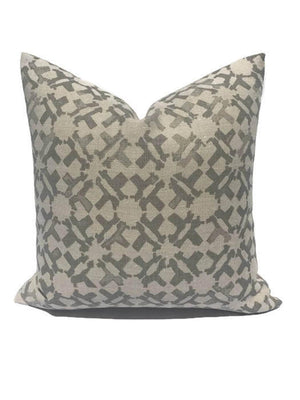 Peter Dunham Orcha Pillow Cover in Ash