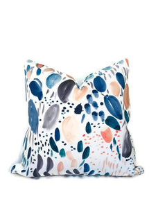 Blooms Pillow Cover in Multi