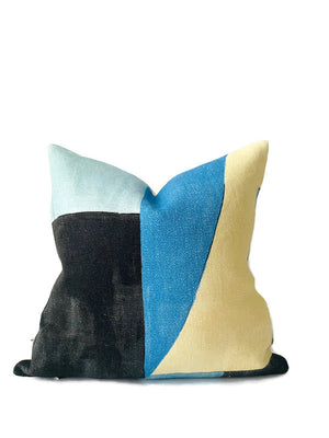 Ready to Ship, 16x16, Kelly Wearstler District Pillow Cover in Cobalt