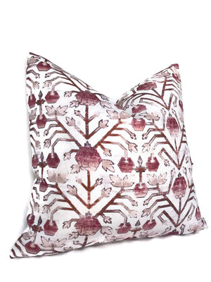 Zak and Fox Khotan Pillow Cover in Ittar