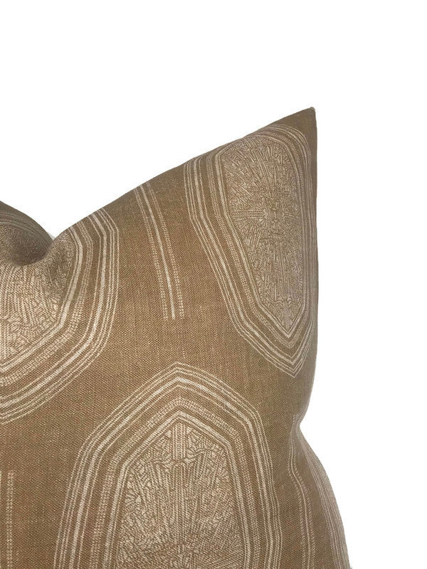 Kamba Pillow Cover in Sand