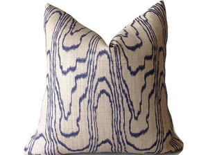 Kelly Wearstler Lee Jofa Groundworks Pillow Cover in Agate Slate