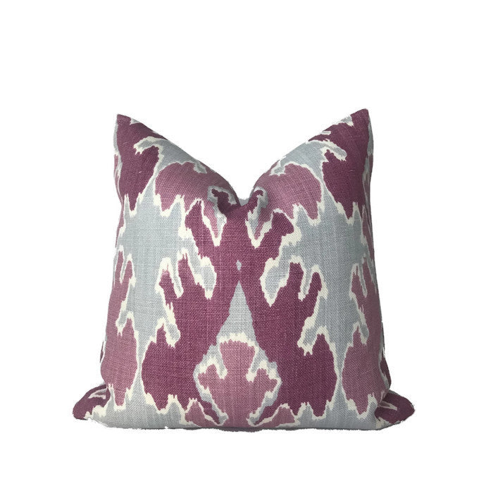 Kelly Wearstler Bengal Bazaar Pillow Cover in Magenta