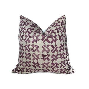Peter Dunham Orcha Pillow Cover in Pasha