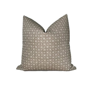Zak and Fox Fanorona Pillow Cover in Plateaux