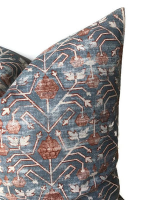 Zak and Fox Khotan Pillow Cover in Rubia